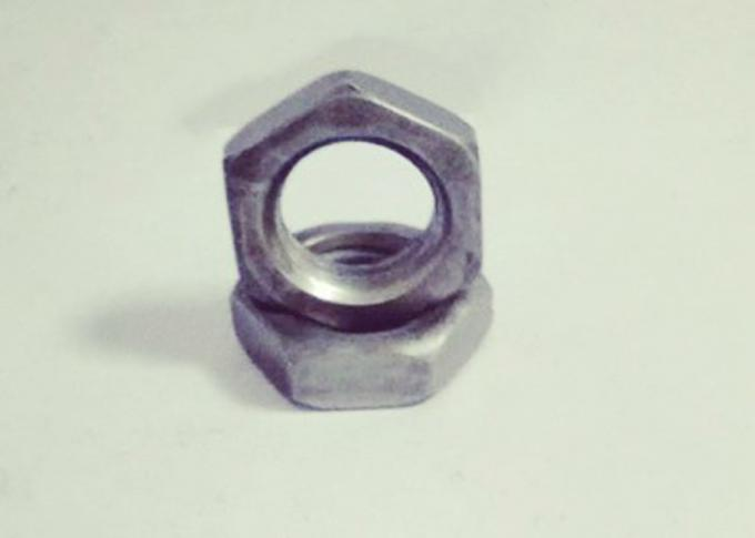 M18 Fine Thread Thin Hex Nuts High Strength 26mm Width Across Flats