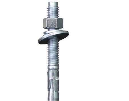 Customized Concrete Expansion Anchors Concrete Wedge Bolt Fast Easy Installation