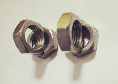 China Industrial M16 X 1.5 Heavy Hex Nut Good Anti Loosening Effect For Machinery Construction factory