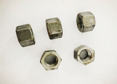 OEM DIN Standard Small Hex Nuts , M12 X 1.25 Nut Smooth Surface Anti Corrosion