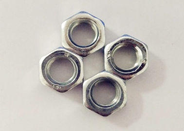 China Durable Coarse Thread Heavy Hex Nut M12 X 1.75 Nut For Component Trimming factory